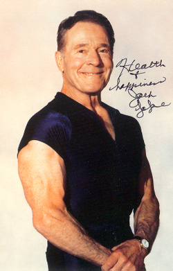 Jack LaLanne in his 70s
